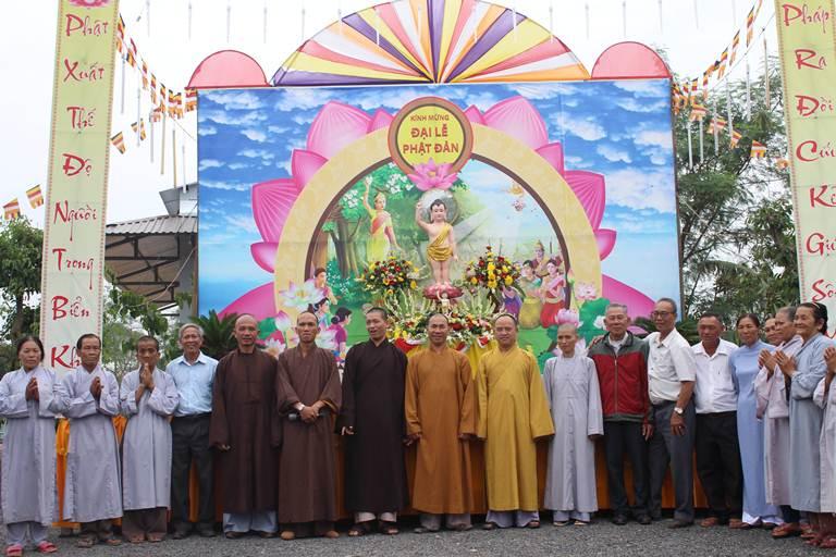 GHPGVNHuyện Krông Bông Tổ Chức Hoạt Động Tuần Lễ Đại Lễ Phật Đản  PL2560-DL 2016
