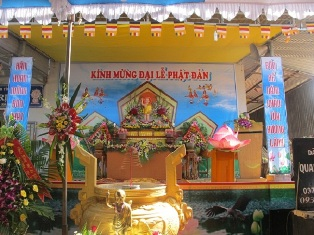 Phật giáo huyện Ea H'leo Kính Phật Đản PL 2561 – DL 2017