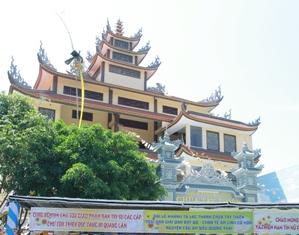 Lễ khánh thành chùa Tây Thiên - TP Buôn Ma Thuột