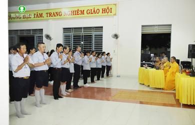 Lễ truyền giới Bát Quan Trai cho Huynh trưởng, Ngành Thanh GĐPT ĐakLak lần thứ 4
