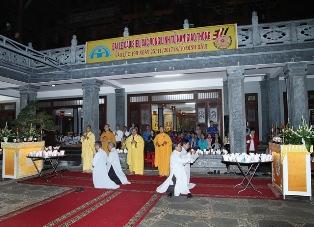 Lễ Cầu Siêu Nạn Nhân Tử Vong Tai Nạn Giao Thông năm 2017