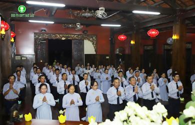 Lễ thọ cấp Tập và cấp Tín cho Huynh trưởng GĐPT ĐắkLắk