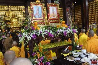 Lễ  Tưởng Niệm Húy Nhật Lần Thứ 24 Cố HT. Thích Đức Thiệu & HT. Thích Quang Huy