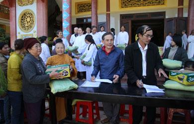 Tịnh Xá Ngọc Bửu huyện Eakar Tổng kết cuối năm