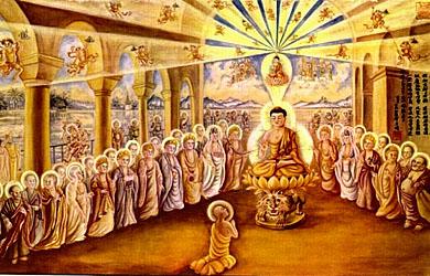 Vin vào Lời Đại Nguyện của Đức Phật Di Đà: Tạo tội rồi Niệm Phật