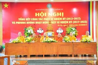 Tham luận tại Đại hội Đại biểu Phật giáo Toàn quốc lần thứ VIII: Giải pháp ứng dụng CNTT vào việc đẩy mạnh công tác truyền bá chính pháp