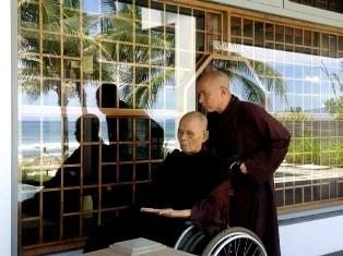 chuyến thăm Việt Nam 9 ngày của Thầy Nhất Hạnh