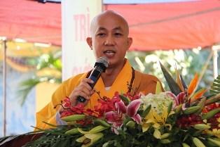 Tham luận tại Đại hội Đại biểu Phật giáo Toàn quốc lần thứ VIII:  Tu tập tâm và hạnh nguyện trong sự phát triển bền vững của PGVN