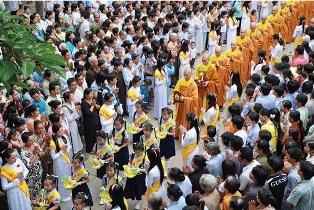 Một Số Kiến Nghị Góp Phần Phát Triển Niềm Tin Đúng Đắn, Tích Cực Cho Tín Đồ Phật Giáo Việt Nam