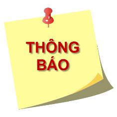 THÔNG BÁO Gửi báo cáo tổng kết công tác Phật sự năm 2019