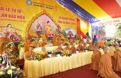 Đắk Lắk: Khánh thành Tịnh xá Ngọc Chơn tổ chức Đại lễ Tự tứ, Vu Lan Báo hiếu. TX Buôn Hồ
