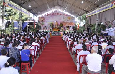 Đắk Lắk: Tịnh xá Ngọc Quang tổ chức Vu Lan báo hiếu & Tưởng Niệm 48 năm Đức Thầy Giác An viên tịch