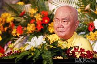 Đại Lão HT.Thích Thiện Bình, Phó Pháp Chủ HĐCM Viên Tịch