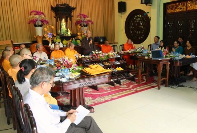 Giới thiệu các mẫu thiết kế pháp phục Phật giáo VN