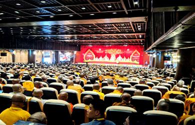 Khai mạc trọng thể Đại lễ Phật đản - Vesak LHQ PL.2563 tại Việt Nam