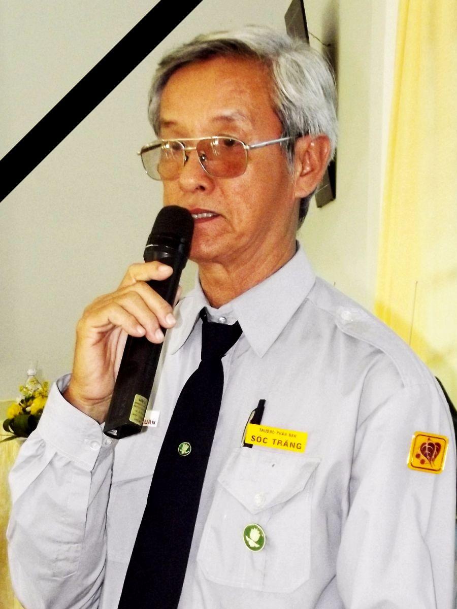 Tin buồn: Huynh Trưởng cấp Tín Thiện Quang Trần Thanh Xuân Từ Trần