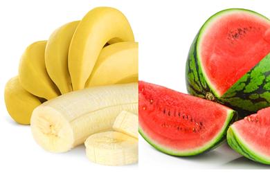 Những loại rau trái kỵ nhau không nên ăn chung