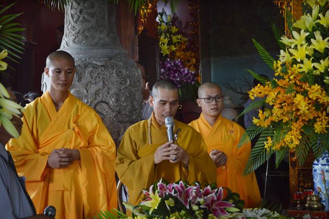 Chùa Phổ Minh tổ chức lễ Vu Lan Báo Hiếu PL.2562-DL.2018