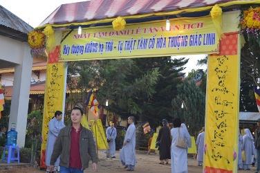 Viên Giác tự tỉnh Lâm Đồng - Chùa xưa còn đó mà Thầy đã quãy dép quy Tây