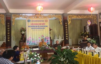 Đăk Lăk: Hội nghị sơ kết cuộc vận động sáng tác ca khúc Phật giáo