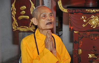 Thư chúc Tết Tân Sửu 2021 của Đức Pháp chủ Giáo hội Phật giáo Việt Nam