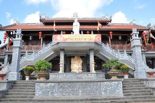 Chùa Sắc tứ Khải Đoan Lễ Vía Phật Di Lặc và Cầu an minh niên