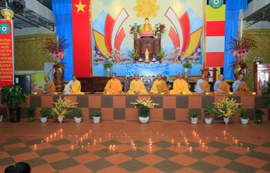 Đak Lak: Khóa tu BQT dành cho ngành nữ GĐPT nhân ngày lễ vía Quán Thế Âm Bồ Tát.