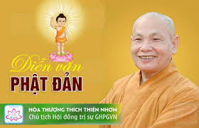 Diễn văn Phật đản PL.2565 – DL.2021 của Hòa thượng Chủ tịch Hội đồng Trị sự Giáo hội Phật giáo Việt Nam