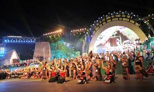 Khai Mạc Lễ Hội Cà Phê Buôn Ma Thuột Lần Thứ 6 Và Liên Hoan Văn Hóa Cồng Chiêng Tây Nguyên 2017