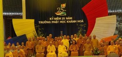 Ấn Tượng Lễ Kỷ Niệm 25 Năm Thành Lập Trường TCPH Khánh Hòa