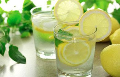 Điều kỳ diệu uống nước chanh vào buổi sáng