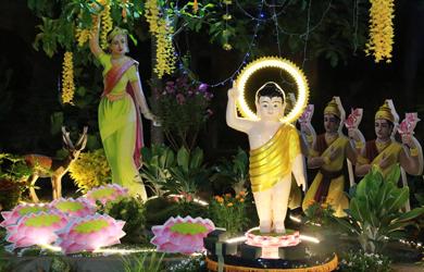 Phật Đản, ngày của Niềm tin và hy vọng