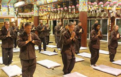 Hơn 7 vạn du khách tham gia chương trình Temple Stay tại Hàn Quốc