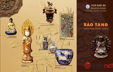 Đà Nẵng: Sắp khánh thành Bảo tàng Văn hóa Phật giáo đầu tiên tại Việt Nam