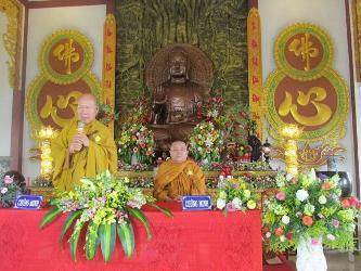 Lễ Vu Lan - Bông Hồng Cài Áo  Tại Chùa Nam Thiên TP Buôn Ma Thuôt.