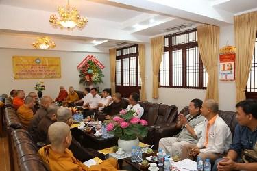 Ban TTTT TW Tổng Kết Phật Sự 2015