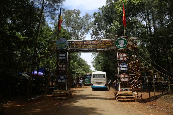 Trại Lục Hòa 2017: tưng bừng ngày nhập trại