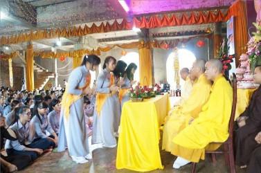 Đại Lễ Vu Lan Báo Hiếu Tại Chùa An Lạc - Thị Xã Buôn Hồ 2016