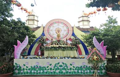 Kính Mừng Đại Lễ Phật Đản Vesak 2019 PL 2563 tại Chùa Phước Thăng