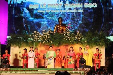 Khánh Hòa: Kỷ Niệm Ngày Đức Bổn Sư Thích Ca Mâu Ni Thành Đạo.