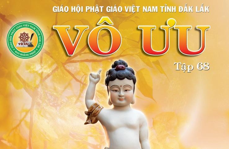 Tập San Vô Ưu số 68 - Kính Mừng Phật đản PL.2564