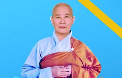 CÁO PHÓ: Ni Trưởng Thích Nữ Chúc Như Viên Tịch