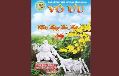 Tập San Vô Ưu số 58 - Kỷ Niệm Đức Phật Thích Ca Thành Đạo PL.2559