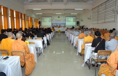 """Hội thảo quốc tế """"Phật giáo vì hòa bình khu vực Mekong"""" tổ chức tại TP.HCM"""