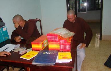 CA Đăk Nông bắt hai kẻ giả danh tu sĩ Phật giáo