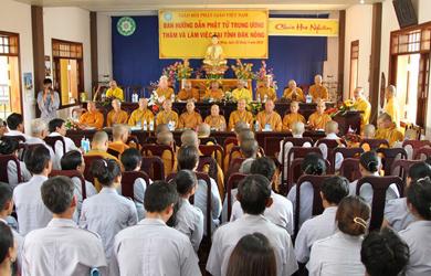 Đoàn công tác Ban HDPT T.Ư thăm và làm việc tại các tỉnh Tây Nguyên, miền Trung