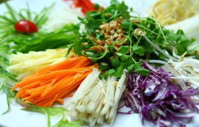 Chay - mặn trong ẩm thực Phật giáo