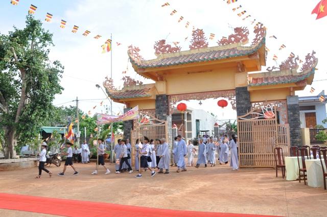 Đại Lễ Phật Đản PL.2560 – DL.2016 Huyện Krông Năng