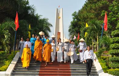 Nhiều hoạt động Mừng Đại lễ Phật đản PL 2560 – DL 2016