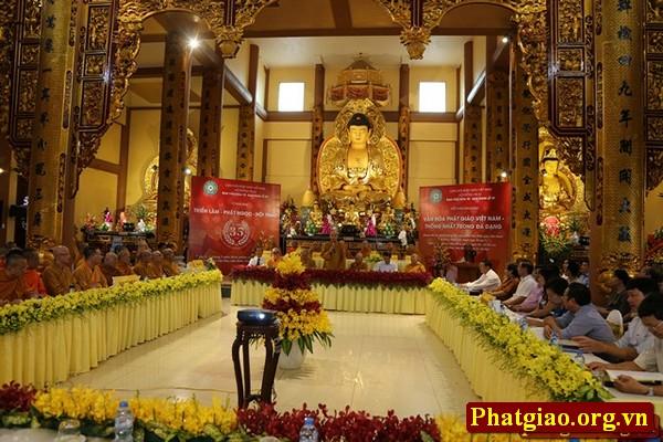 """Hà Nội: Hội thảo """"Văn hóa Phật giáo Việt Nam thống nhất trong đa dạng"""""""